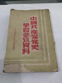中国共产党党史学习参考资料1951年中共黑龙江省委宣传部