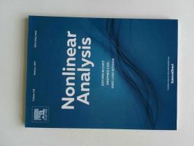 Nonlinear Analysis (Journal) VOL.148 01/2017 非线性分析多学科学术期刊