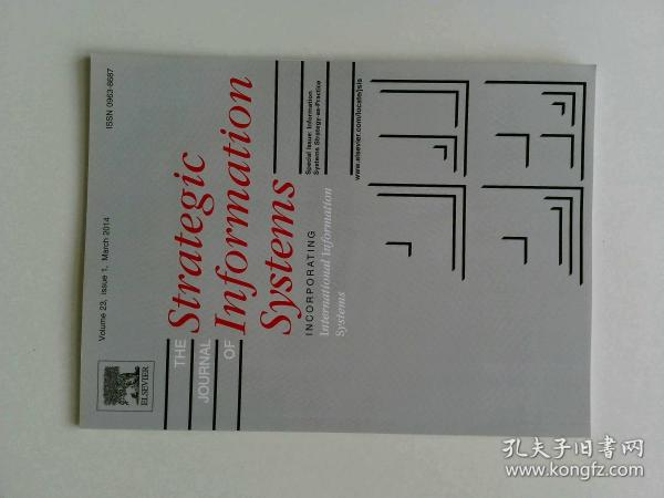 The Journal of Strategic Information Systems  2014/03 战略信息系统杂志