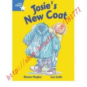 【进口原版】Rigby Star Guided 1 Blue Level: Josie's New ...
