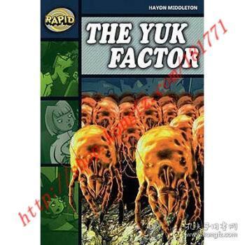 【进口原版】Rapid Stage 6 Set B: Yuk Factor (Series 2)