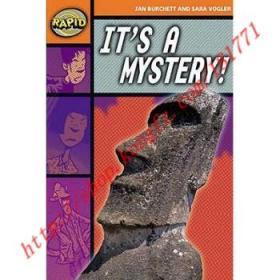 【进口原版】Rapid Stage 4 Set B: It's a Mystery! (Series 2)