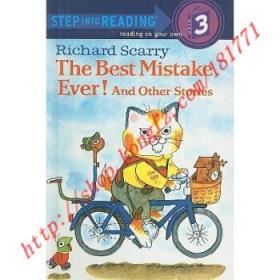 【进口原版】The Best Mistake Ever! and Other Stories