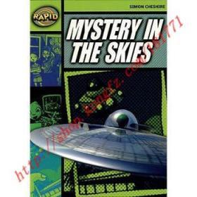 【进口原版】Rapid Stage 6 Set A: Mystery in the Skies (S...