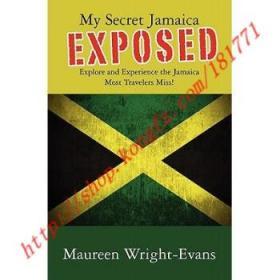 【进口原版】My Secret Jamaica Exposed: Explore Undiscove...