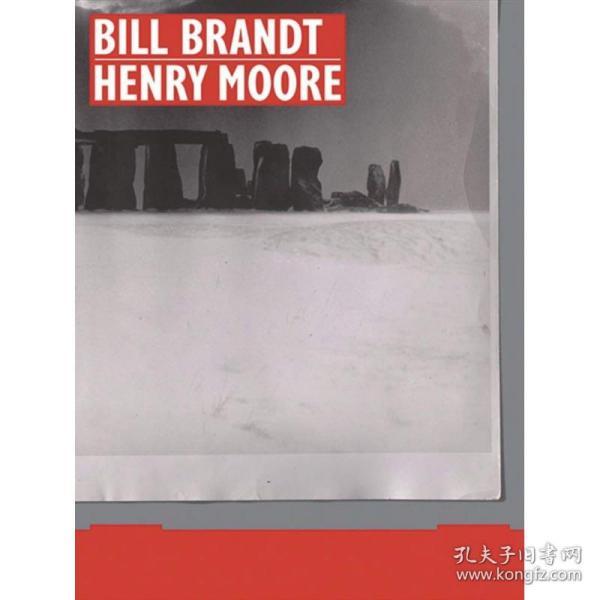 Bill Brandt | Henry Moore 比尔·布兰德| 亨利·摩尔