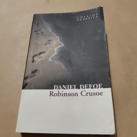Robinson Crusoe (Collins Classics) 鲁滨孙漂流记(柯林斯经典)