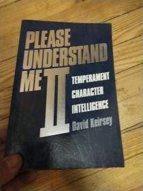 Please Understand Me II:Temperament, Character, Intelligence