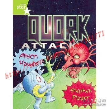 【进口原版】Rigby Star Guided Lime Level: Quork Attack S...