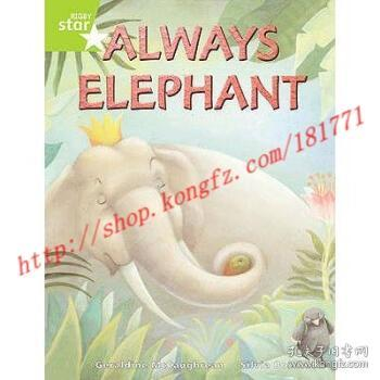 【进口原版】Rigby Star Guided Lime Level: Always Elephan...