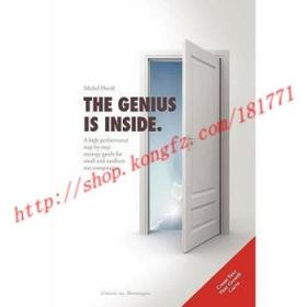 【进口原版】The Genius Is Inside.: A High Performance St...