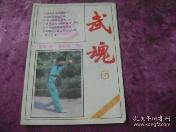 武魂1988-6
