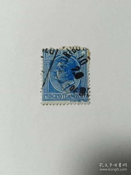 摩纳哥早期邮票 国家元首路易斯二世 1926年左右发行 路易二世(1922-49)摩纳哥公国(法语:Principauté de Monaco,英语:The Principality of Monaco)是位于欧洲的一个城邦国家,是欧洲两个公国之一(另一个是列支敦士登),也是世界第二小的国家(仅次于梵蒂冈),总面积为1.98平方公里