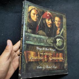 """【英文原版书】Bring Me That Horizon:THE MAKING OF PIRATES OF THE CARIBBEAN加勒比海盗电影拍摄全记录  """"Pirates of the Caribbean"""" trilogy of movies"""