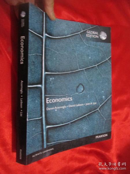 Economics  (Global Edition)  大16开