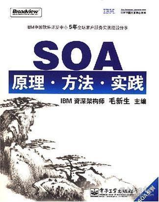 SOA原理.方法.实践