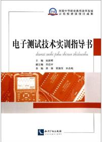 电子测试技术实训指导书/赵新辉赵新辉知识产权出版社9787513022033工程技术