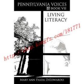 【进口原版】Pennsylvania Voices Book VII: Living Literac...