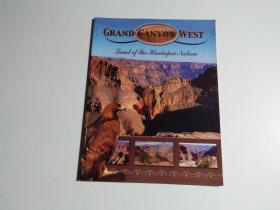 GRAND CANYON WEST(大16开)见描述
