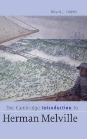 The Cambridge Introduction To Herman Melville (cambridge Int