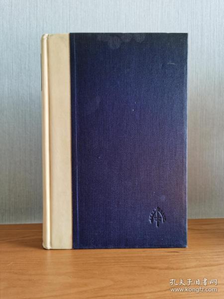 A writer's notebook 英国毛姆初版限量签名本《作家笔记》 皮脊毛边 书顶刷金 部分毛边未裁