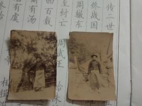 清未民初照片2张