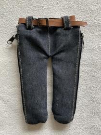 笔袋(牛仔裤造型)