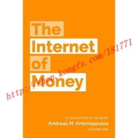 【进口原版】The Internet of Money Volume One: A Collecti...