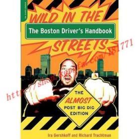 【进口原版】The Boston Driver's Handbook: The Almost Pos...