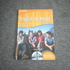 English in Mind Second edition student's Book starter