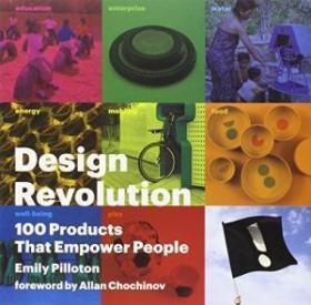 Design Revolution /Emily Pilloton Metropolis Books