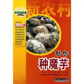 魔芋种植技术书籍 新农村书屋:教你种魔芋