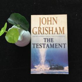 JOHN GRISHAM THE TESTAMENT 约翰·克里斯姆 遗嘱