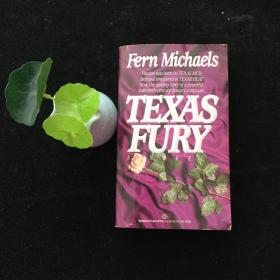 FERN MICHAELS TEXAS FURY