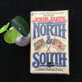 JOHN JAKES NORTH AND SOUTH