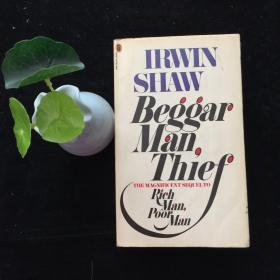 IRWIN SHAW BEGGAR MAN THIEF