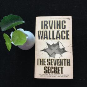 IRVING WALLACE THE SEVENTH SECRET 欧文·华莱士 第七个秘密