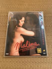 DVD西西里的美丽传说  莫妮卡贝鲁奇Ennio Morricone