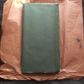 日本和纸 97*63cm 绿色1刀100张 手漉加工纸 07N1120