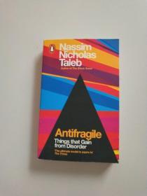 NASSIM NICHOLAS TALEB ANTIFRAGILE