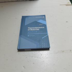 材料热力学(英文版)扫码上书