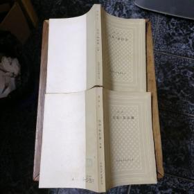 《吉尔.布拉斯》(上下) 网格本私藏品佳无图写字迹水迹污渍划线印章缺页现象