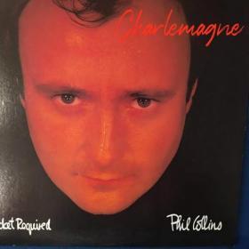 LPレコードPhil Collins – No Jacket Required 81240-1-E