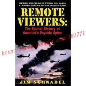 【进口原版】Remote Viewers