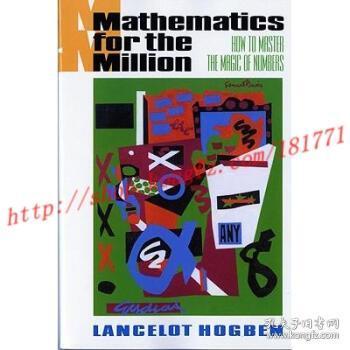 MathematicsfortheMillion:HowtoMastertheMagicofNumbers