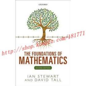 【进口原版】The Foundations of Mathematics