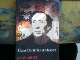 Hans Christian Anderson as an artist