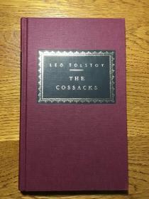 The Cossacks 哥萨克 Leo Tolstoy 托尔斯泰 Everyman's Library 人人文库 全网最低价包邮