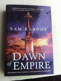 Dawn of Empire    英文原版  精装本