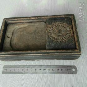 老砚台3,。盒子特殊